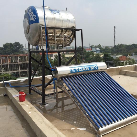 Xác định vị trí lắp đặt và nguồn cung cấp nước cho máy